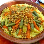 Couscous all'algerina