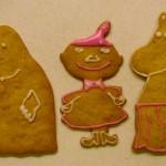 Pepparkakor, i biscotti svedesi alle spezie