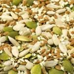 I semi della salute: sesamo, lino, girasole e zucca