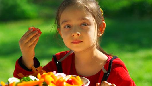 Bambini-vegetariani