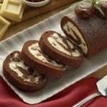 Rotolo senza glutine ai due cioccolati