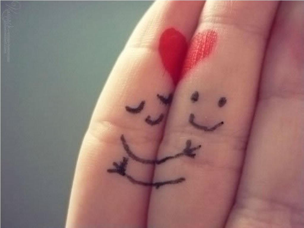 love+fingers
