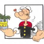 Carenza di ferro nei vegani : perchè Braccio di Ferro mangia spinaci e non bistecche?