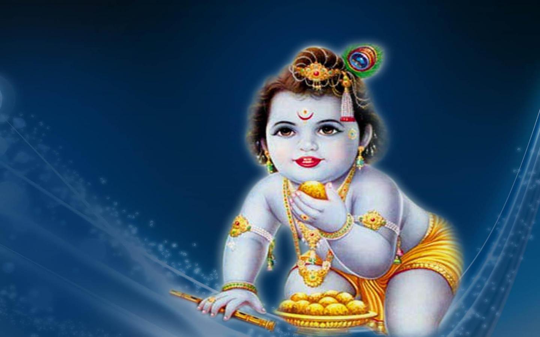 Cute-Lord-Krishna-HD-Wallpaper-1440x900