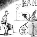 Benessere sostenibile, togliendo la moneta ai banchieri