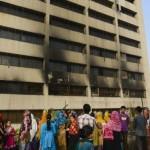 I lavoratori bengalesi e quelle fabbriche in fiamme