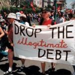 """""""Questo debito non è il nostro"""", una settimana di mobilitazione internazionale"""