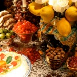 Capodanno: il menù vegetariano (a buffet) per la sera di San Silvestro