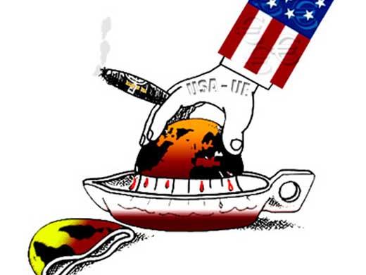 Risultati immagini per imperialismo USA immagini