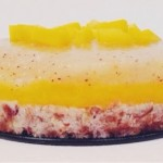 Torta mango e kiwi
