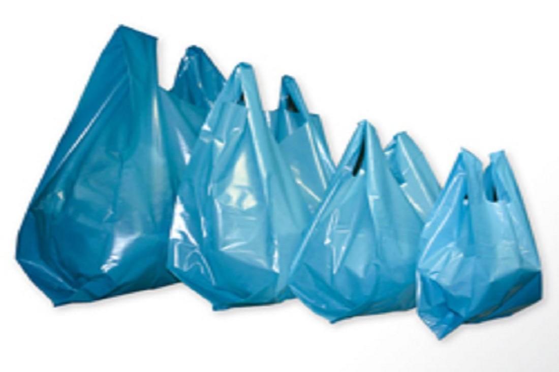 Borse spesa plastica