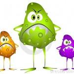 La teoria dei germi come causa delle malattie.