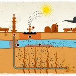 Perché le imprese di fracking usamericane si leccano i baffi sull'Ucraina