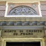 Monti di Pietà: storia e differenza con le banche.