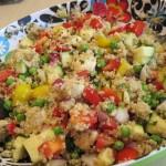 Cucinare con la quinoa