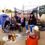Argentina – Accampati da un anno contro Monsanto e nessuno ne parla