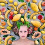 Dieta crudista: Maya, la bambina guarita da un grave eczema con il cibo raw