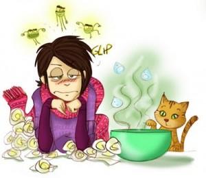 Placche in gola sintomi cause e i rimedi naturali piu for Mal di testa da raffreddore
