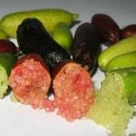 Caviar Citrus, il caviale tutto vegetale: cos'è, proprietà e come coltivarlo in terrazzo