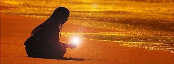spiritual-awakening-beach