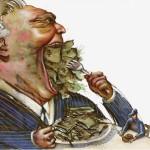 Se i poveri sapessero quanto i ricchi sono ricchi …..