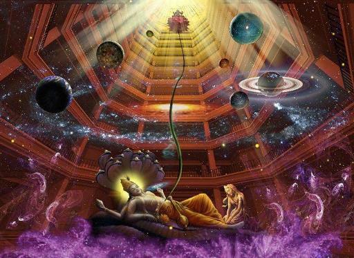 Cosmologia vedica